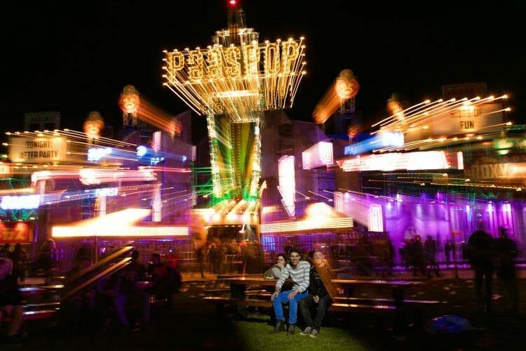 Paaspop veel lampjes gemaakt door De Festivalfotograaf uit Den Bosch ('s-Hertogenbosch) en omgeving.