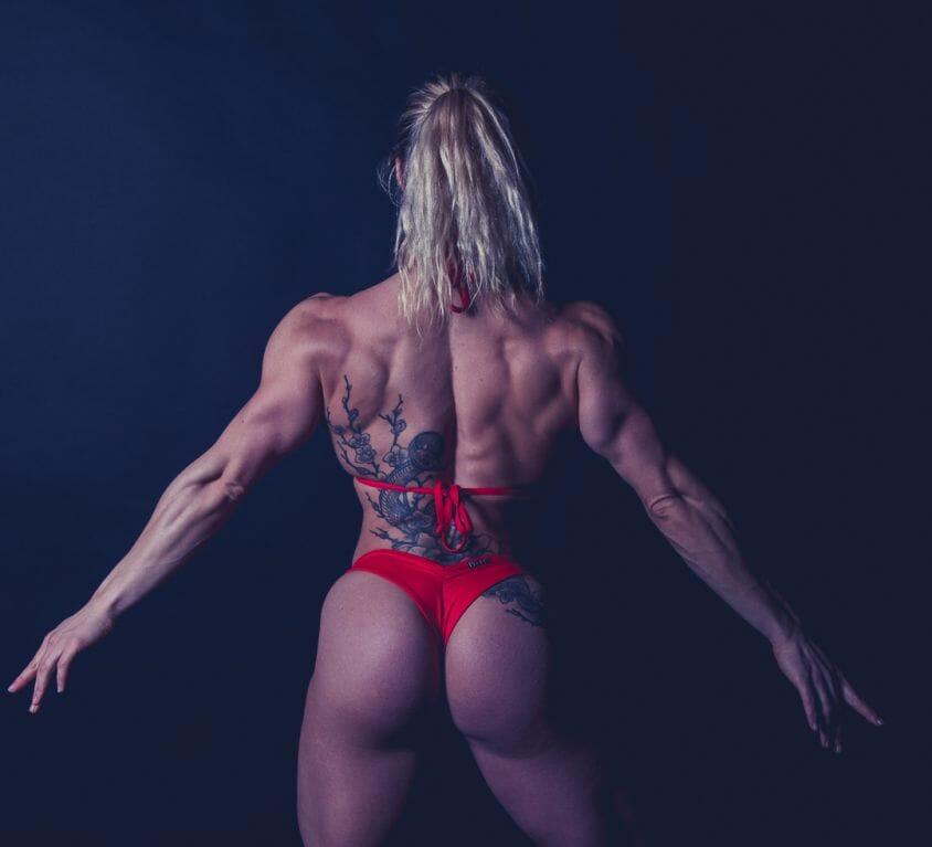 bodybuild en fitnessfotografie