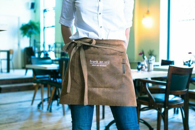 Sfeer impressie Restaurant Frank&Vrij lekker eten&drinken in Tilburg